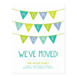 Home Sweet Home Moving Announcement Post Card
