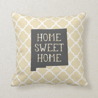 Home Sweet Home New Mexico Cushion