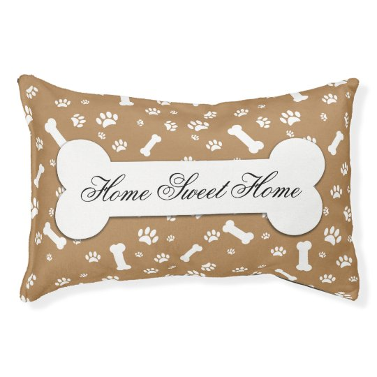 Home Sweet Home Pet Bed