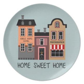 Home Sweet Home Plate