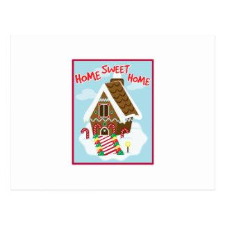 Home Sweet Home Postcards