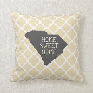 Home Sweet Home South Carolina Cushion