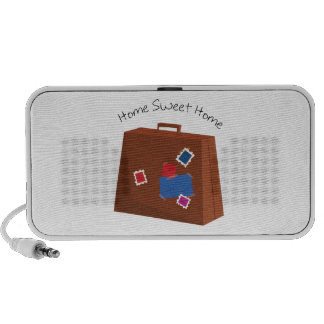 Home Sweet Home Mp3 Speakers