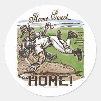 Home Sweet Home! Sticker