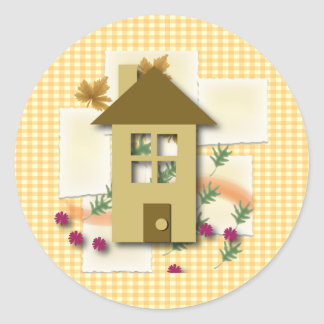 Home Sweet Home Stickers