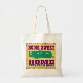 Home Sweet Home - Trailer Tote Bag