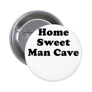 Home Sweet Man Cave Pin