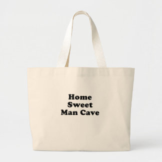 Home Sweet Man Cave Bags