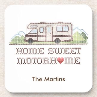 Home Sweet Motor Home, Class C Fun Road Trip Coaster