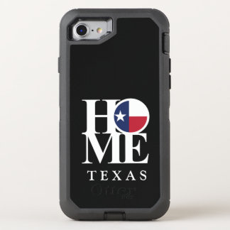 HOME Texas Otter Box OtterBox Defender iPhone 7 Case