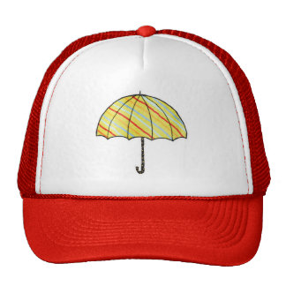 Homeberries Stripy Umbrella Cap