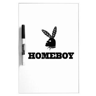 Homeboy Dry Erase Board