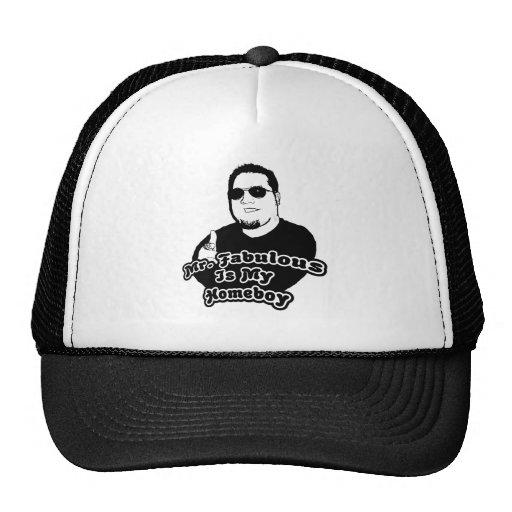 Homeboy Mesh Hats