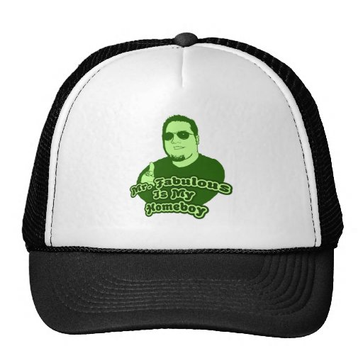 Homeboy Trucker Hat