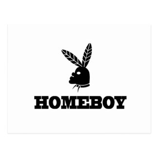 Homeboy Postcard