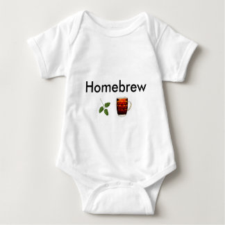 Homebrew Baby Bodysuit