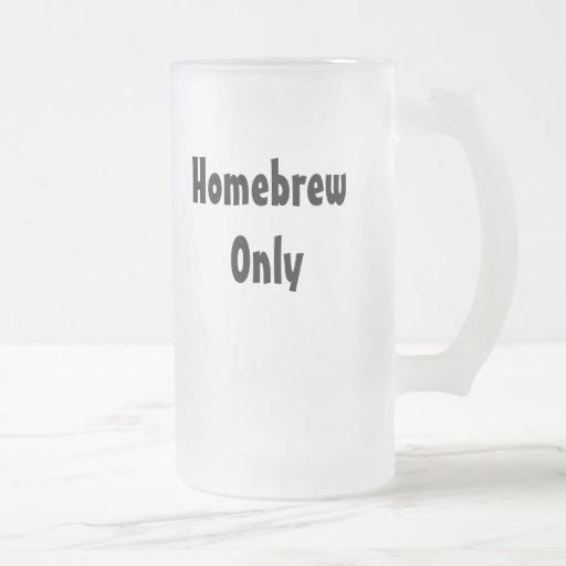 Homebrew Only Mug