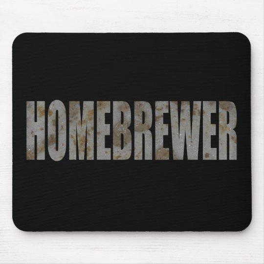 Homebrewer Mouse Mat