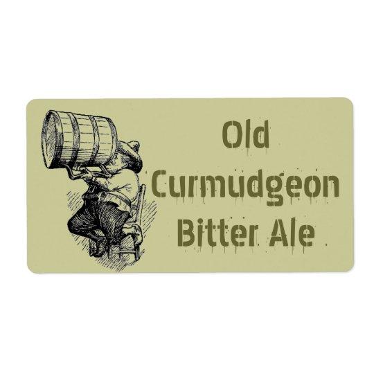 Homebrewing Supplies Beer Brew Curmudgeon Bitters