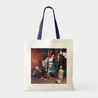 Homecoming G.I. Canvas Bags