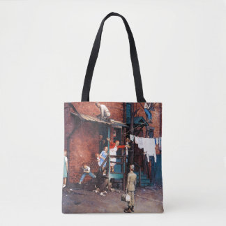Homecoming G.I. Tote Bag