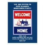 Homecoming Party Invitation