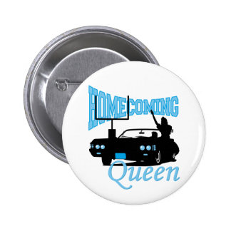 Homecoming Queen 6 Cm Round Badge