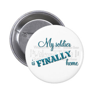 Homecoming: Soldier button