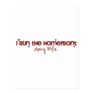 Homefront Wife Post Cards