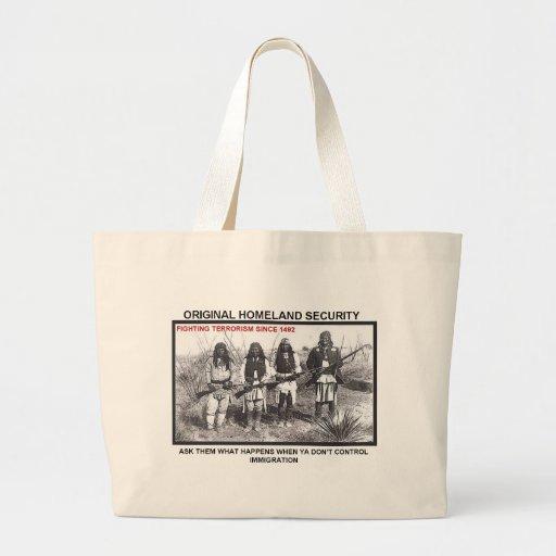 Homeland Security 1492 Bag