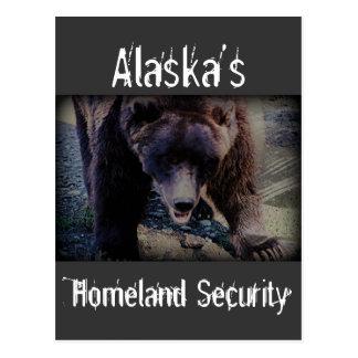 Homeland Security Postcard