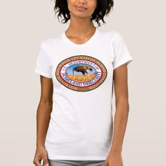 Homeland security t shirt. tshirt