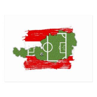 Homeland Soccer Football Austria - Postcard