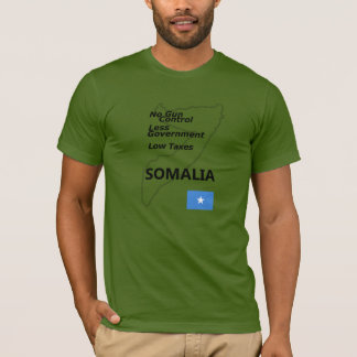 Homeland: Somalia T-Shirt