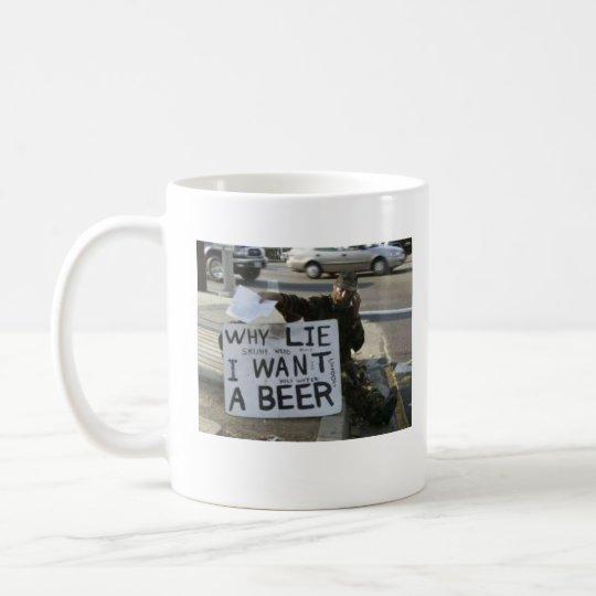 homeless, A NEW WAY Coffee Mug