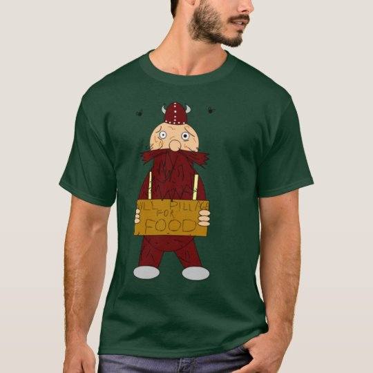 homeless viking T-Shirt