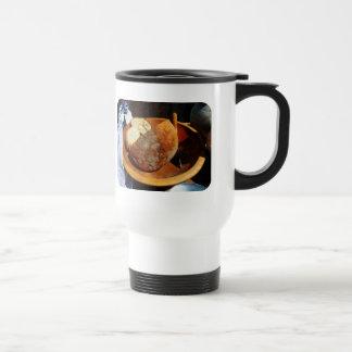 Homemade Bread Stainless Steel Travel Mug