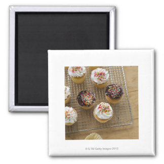 Homemade cupcakes magnet