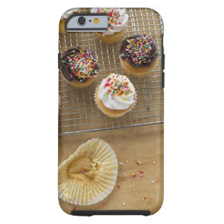 Homemade cupcakes tough iPhone 6 case