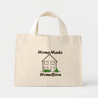 HomeMade, HomeBorn Mini Tote Bag