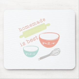 Homemade Is Best Mousepads