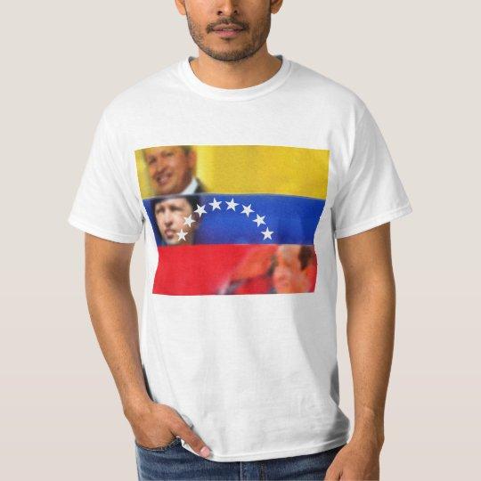 Homenagem a Hugo Chávez. T-Shirt