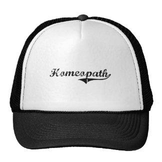 Homeopath Professional Job Mesh Hats