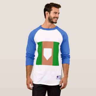 homeplate Men's Champion 3/4 Sleeve Raglan T-Shirt