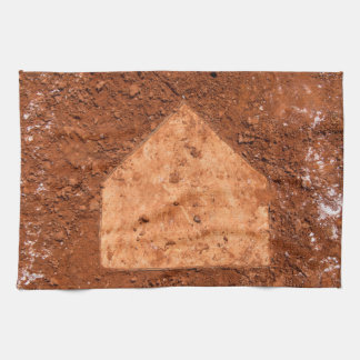 Homeplate towel