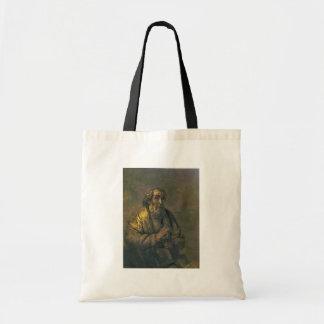 Homer. By Rembrandt Van Rijn  (Best Quality)