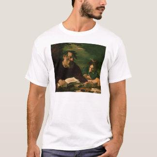 Homer Dictating his Poem T-Shirt