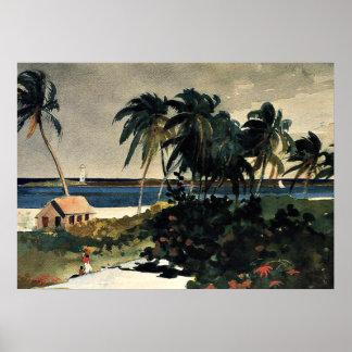 Homer - Nassau 1899 Poster