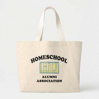 Homeschool Alumni Bag