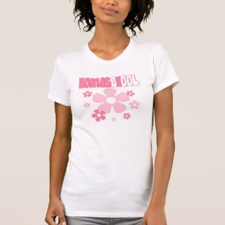 Homeschool Flower T-Shirt